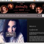 Amberlilyshow.com Trial Membership Offer
