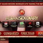 Asian Sex Diary Trial For Free
