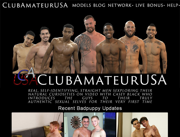 Club Amateur USA Trial Price