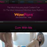 Free Trial For Wowporn.com