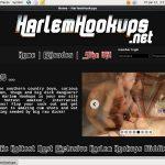 Harlem Hookups 3 Day Trial