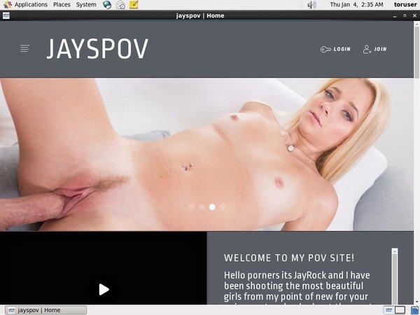JaysPOV Account And Password