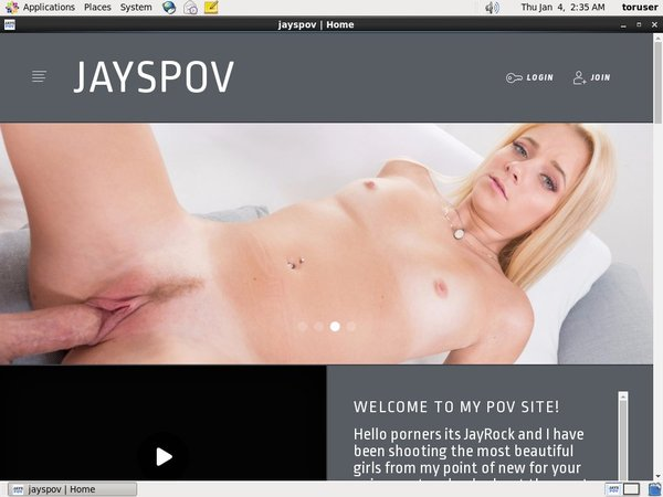 JaysPOV With No Card