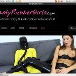 Nasty Rubber Girls Form
