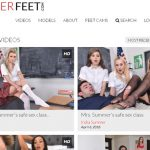 New Loveherfeet Site Rip