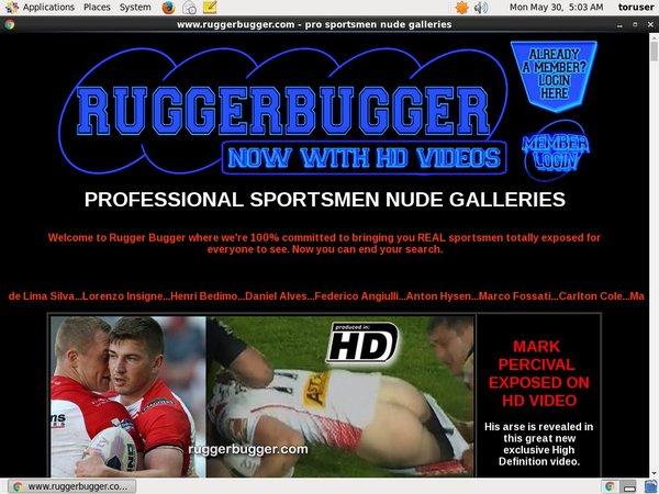Rugger Bugger Member Passwords