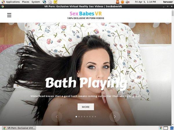 Sex Babes VR Discount Linkcode