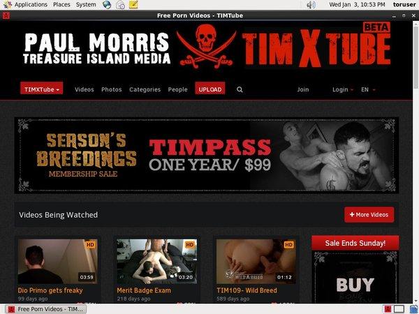 Timxtube.treasureislandmedia.com Full Account