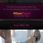 Buy Wowporn Account