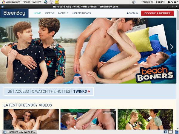 8teenboy.com Pay Using