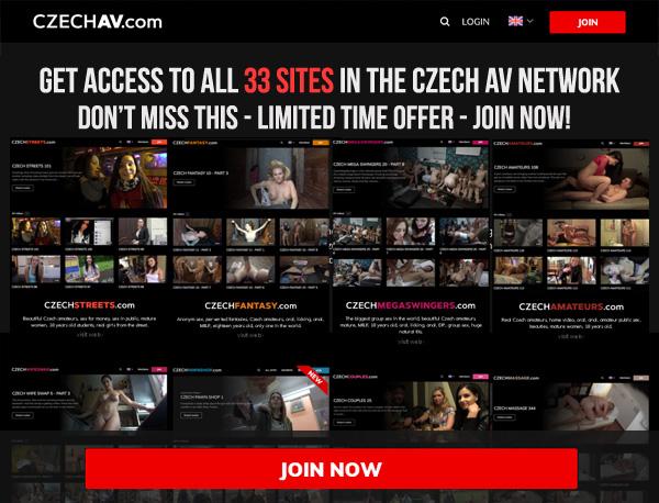 Czechav.com Sconto