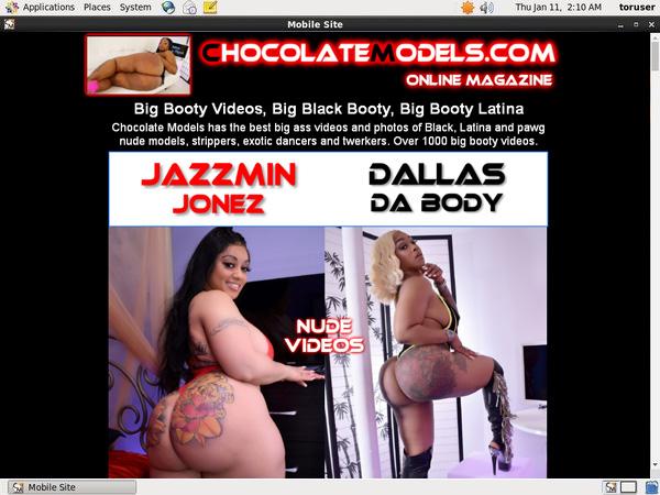 Login To Chocolatemodels.com Free