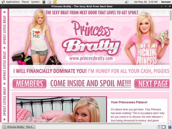 Princessbratty.com Hd Sex Videos