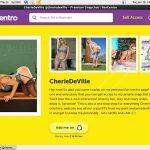 CherieDeVille Passcodes