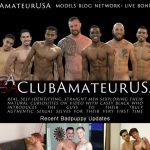 Club Amateur USA Wachtwoord