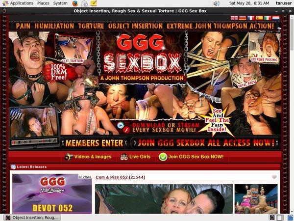 Gggsexbox.com Paypal?