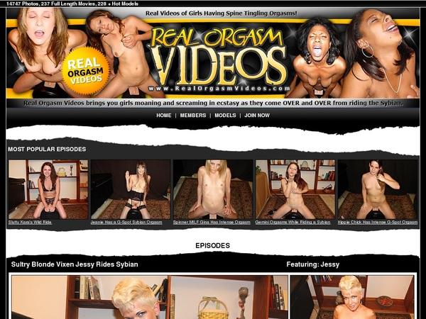 Realorgasmvideos.com Password Blog