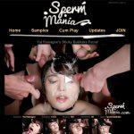 Sperm Mania Acount