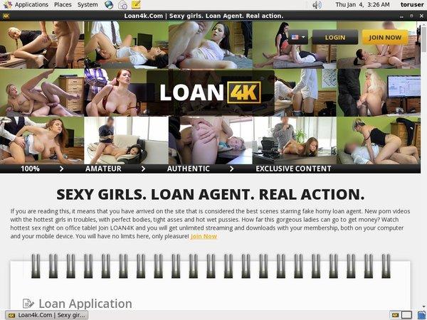 Loan4k.com Vendo Page
