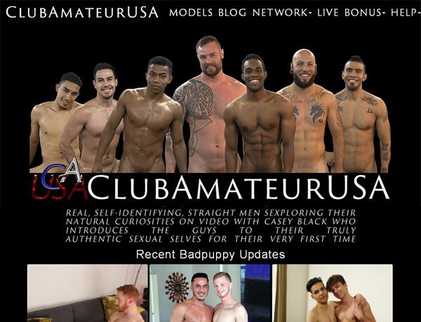 Clubamateurusa.com Trial Promo