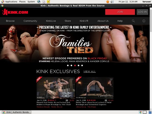 Kink.com Form