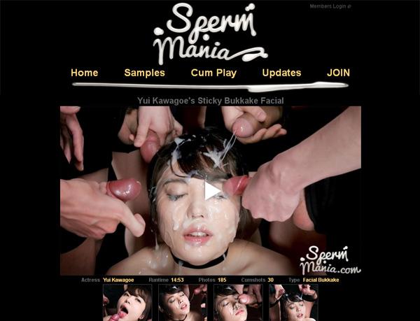 Special Sperm Mania Discount