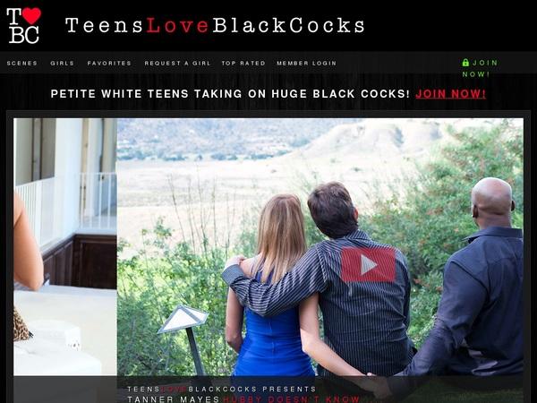 Teens Love Black Cocks Discount Trial Link