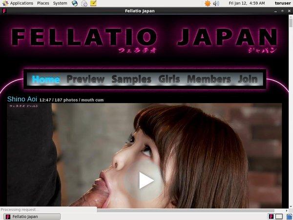One Time Fellatiojapan.com Discount