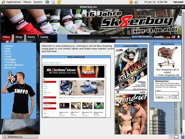How To Get Free Sk8erboy Account