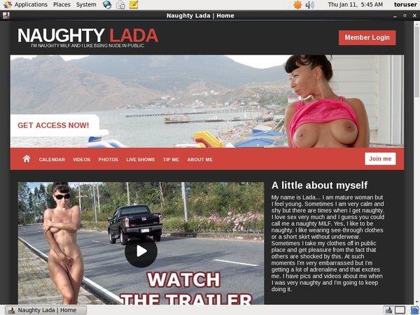 Naughty Lada Idealgasm Deal
