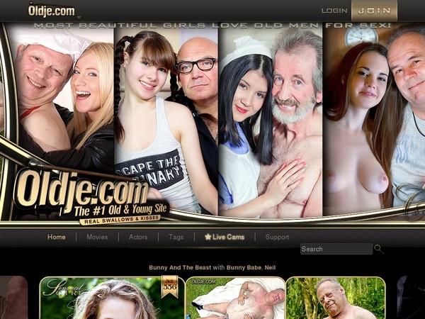 Oldje.com Hack Login