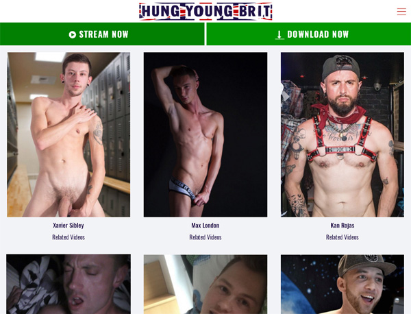 Hung Young Brit Account New